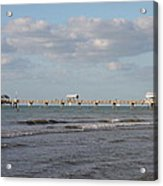 Clearwater Pier 69 Acrylic Print
