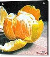 Clementine Acrylic Print