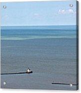 Cleveland Harbor Lighthouse Acrylic Print