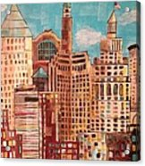 Cleveland Acrylic Print
