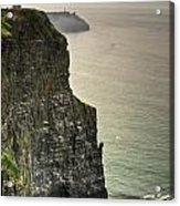 Cliff Of Moher 20 Acrylic Print