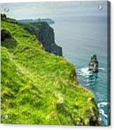 Cliff Of Moher 25 Acrylic Print