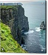 Cliff Of Moher 29 Acrylic Print