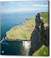 Cliff Of Moher 30 Acrylic Print