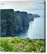 Cliff Of Moher 33 Acrylic Print