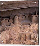 Cliff Palace At Mesa Verde Acrylic Print