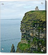 cliffs of Moher 37 Acrylic Print