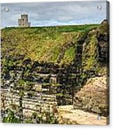 cliffs of Moher 40 Acrylic Print