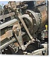 Climax Locomotive Acrylic Print