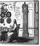 Clockmaker Acrylic Print by Science Source