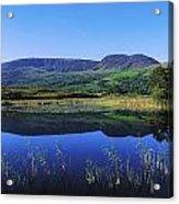 Clonee Loughs Co Kerry, Ireland Lake Acrylic Print