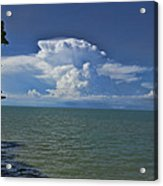Cloud Anvil V2 Acrylic Print