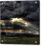 Cloud Break Acrylic Print