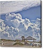 Cloud Merge Acrylic Print
