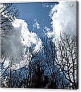 Cloud Panorama Acrylic Print