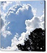 Cloud Power Acrylic Print