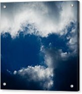 Clouds - Nubes Acrylic Print