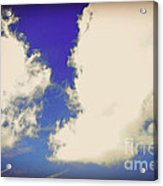 Clouds-10 Acrylic Print