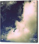 Clouds-11 Acrylic Print