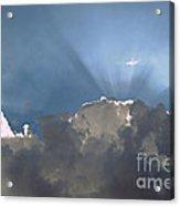 Clouds-12 Acrylic Print