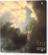 Clouds-4 Acrylic Print