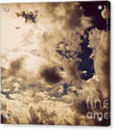 Clouds-8 Acrylic Print