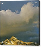 Clouds Above Mount Wilson Acrylic Print