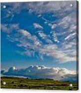 Clouds Iv Acrylic Print
