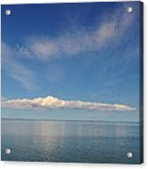 Clouds Of Prince Edward Acrylic Print