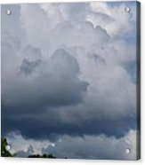 Clouds Of Thunder Acrylic Print