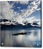 Clouds Over Islands Acrylic Print