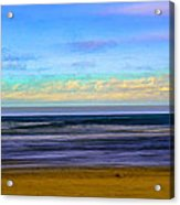 Clouds Over Ontario Acrylic Print