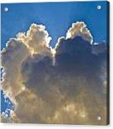 Clouds1 Acrylic Print