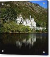 Co Galway, Kylemore Abbey Acrylic Print