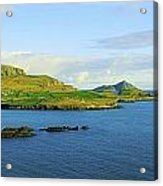 Co Kerry, Ireland Landscape From Acrylic Print