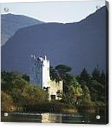 Co Kerry, Killarney, Ross Castle Acrylic Print