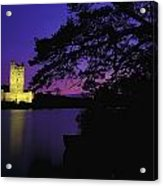 Co Kerry, Ross Castle, Killarney Acrylic Print
