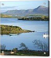 Co Mayo, Ireland Evening View Across Acrylic Print