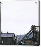 Coal Mine Acrylic Print