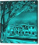 Coastal Architecture Two Acrylic Print