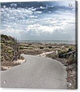 Coastal Bend Acrylic Print