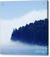 Coastal Morning Fog Acrylic Print