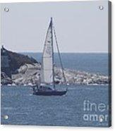 Coastal Newport Ri  Acrylic Print