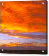 Cocoa Sunset Acrylic Print