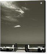Coconut Point Beach Fl Acrylic Print
