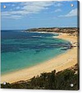 Coffin Bay Np 04 Acrylic Print by David Barringhaus