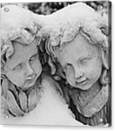 Cold Comfort Acrylic Print