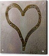 Cold Heart Acrylic Print