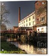 Coldharbour Mill Acrylic Print