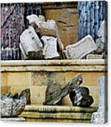 Collection Of Artifacts Number 2 Acrylic Print